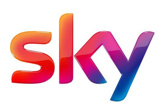 Sky logo big